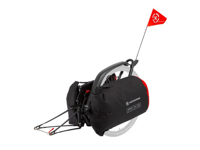 EXTRAWHEEL Brave Without Wheel Drifter Bags 100L click to zoom image