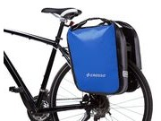 CROSSO Dry 60L Rear (Pair) KlickFix  Blue  click to zoom image