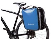 CROSSO Dry 60L Rear (Pair) KlickFix  Light Blue  click to zoom image