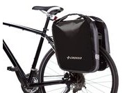 CROSSO Dry 60L Rear (Pair) KlickFix  Black  click to zoom image