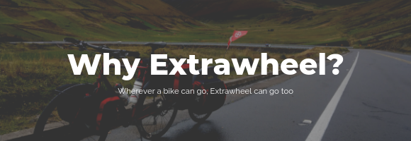 Extrawheel Bike Trailer